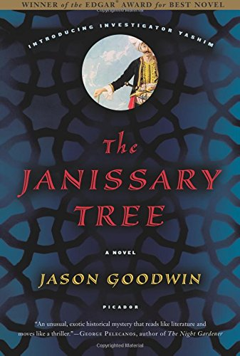Book cover for The Janissary Tree