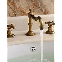 jinrou casa di lusso rubinetteria bagno lavabo rubinetto classico stile diffusa withpolished con finitura in ottone