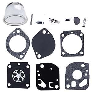 HIPA RB-97 Kit Joints de Réparation pour Carburateur ZAMA C1Q-S72 C1Q-S110 C1Q-S110A Coupe-bordures STIHL