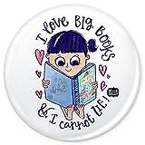 Alicia Souza Big books badge