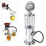 Besplore Gun Barware Mini Bier Ausgießer Wasser Liquid Bar Trinken Alkohol Dispenser Wein Pumpe Dispenser Maschine - Whisky / Bourbon Dekanter (Single Gun)