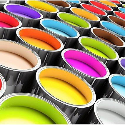 Bodenbeschichtung 10kg für 50qm 2K Epoxidharz farbig Garagenbeschichtung Industriebeschichtung Kellerbschichtung Lagerbeschichtung (RAL 7011 eisengrau)