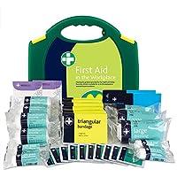 metropharm 113,0R.M. HSE Arbeitsplatz Kit, 20Person, Integral Box, grün preisvergleich bei billige-tabletten.eu