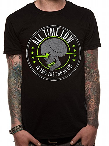 All Time Low All Time Low IS This The End-T-shirt  Uomo    nero Medium