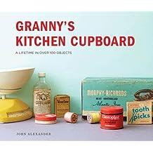 Granny Kitchen Cupboard