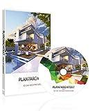 Plan7Architekt Pro 2018 - Profi 2D/3D CAD Hausplaner Software & Architektur Programm für die Grundrisserstellung, einsetzbar als Raumplaner Einrichtungsplaner Badplaner Küchenplaner 3D Visualisierung