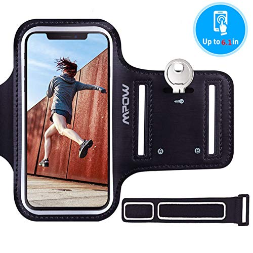 Used, Mpow Running Armband for iPhone XS X 8 7 6s 6, Sweatproof for sale  Delivered anywhere in Ireland