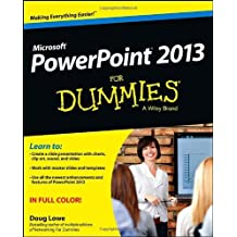 PowerPoint 2013 For Dummies by Doug Lowe (2013-03-18)