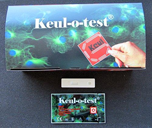 Malaria Test (Keul-o-test Malaria Schnelltestkassetten (30er Packung) Nur für medizinisches Fachpersonal - Kein Versand an Privatpersonen!)