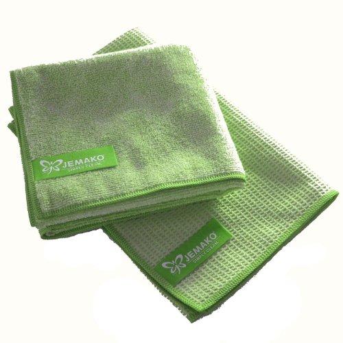 vert-jemako-set-de-2-chiffons-professionnels-40-x-45-cm-chiffon-sec-40-x-45-cm
