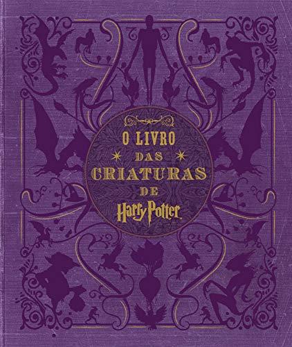 O Livro das Criaturas Harry Potter Em Portuguese do