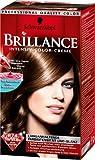 Schwarzkopf Brillance Intensiv-Color-Creme Stufe 3, 874 Samt Braun