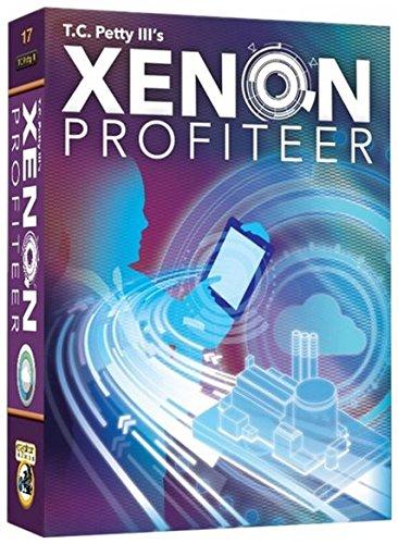 Eagle-Gryphon Games EAG01656 - Brettspiel 'Xenon Profiteer'
