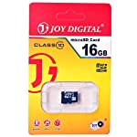 Use this Class 10 MicroSD Memory Card from Joy to capture and store all of life's exquisite moments safely and comfortably. The memory card is the perfect partner for your smartphones, cameras and tablets. This memory card works perfectly with your d...