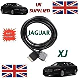 Cablesnthings Elektronagler Jaguar XJ AH22 - 19H461 - AA & LFS02400-001D iPhone iPod Audio Interface Kabel Ersatz