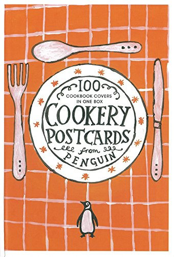 Cookery Postcards from Penguin: 100 Cookbook Covers in One Box -