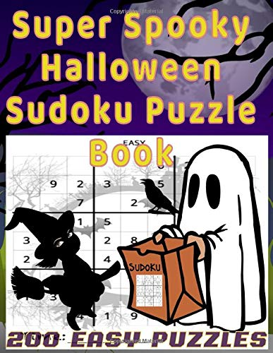 en Sudoku Puzzle Book: With 200 Easy Brain Games for Fun ()