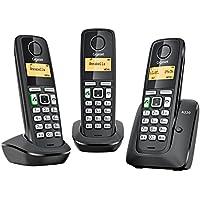 Siemens - Telef. dect gigaset a220 trio