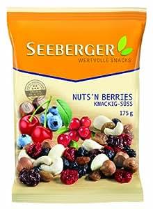 Seeberger nuts 'n berries, 1er Pack  (1 x 175 g)