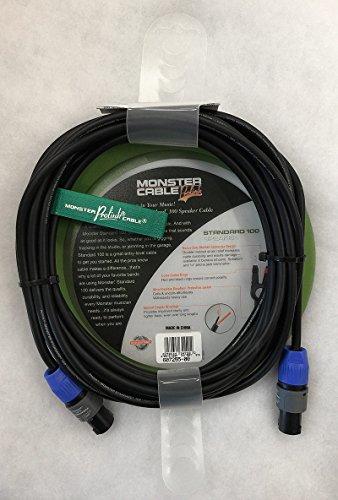 Monster Cable–cables Speakon Standard 100HP–SPEAKON/SPEAKON 7.6m–s100s25sp