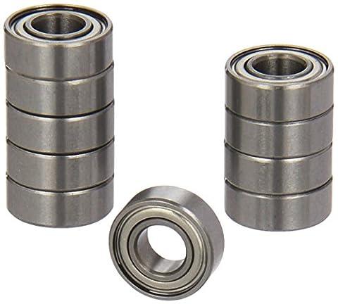 Carson 500904009 - Roulement à bille, 5 x 11 x 4 mm, 10-pc