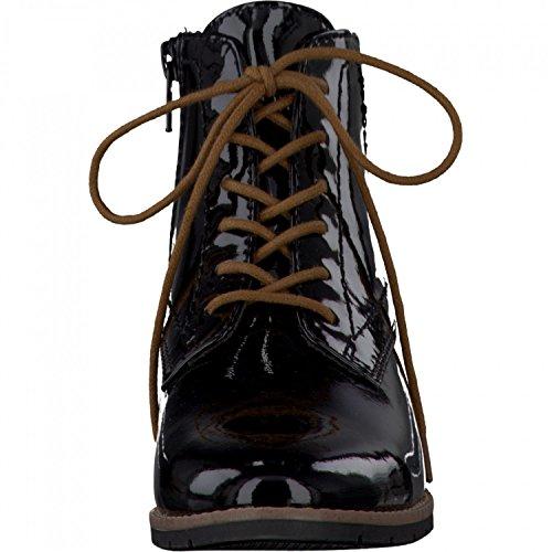 Softline donna Boots 8-25160-018 nero, gr. 36-41, schwarz