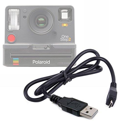 Duragadget cavo di sincronizzazione per fotocamera polaroid onestep 2   kodak printomatic - alta qualità - conessione microusb