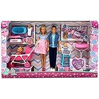 Simba Barbie Accesorios Bienvenida a la Familia 3 3