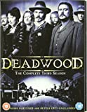 Deadwood : Complete HBO Season 3 [DVD]