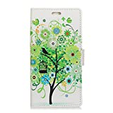 coque Wiko View 2 Plus Phone Case,Painted pattern Flip