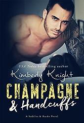 Champagne & Handcuffs (Saddles & Racks Book 3)
