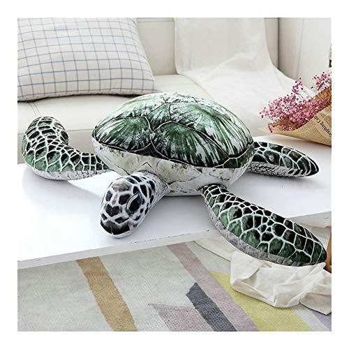 1pc Almohada Animal Muñecas precioso mar del océano tortuga juguetes de peluche suave tortuga relleno...