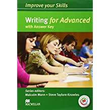 Improve Your Skills for Advanced (CAE) Writing Student's Book with Key & Macmillan Practice Online: Writing for Advanced Student's Book with Key & MPO Pack (Cae Skills)