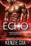 Echo: Intergalactic Dating Agency (Bayou Springs Alien Mail Order Brides Book 3)