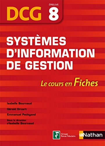 Systèmes d'information de gestion par Emmanuel Petitgand, Gérald Druart, Isabelle Bournaud