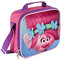 Preisvergleich für Trolls 2100001613 3D Effect Face Poppy Insulated Cooler Lunch Bag by Trolls