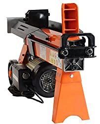 Compact Lightweight 5 Ton Fast Electric Hydraulic FM5 Log Splitter 2200 Watt Wood Axe