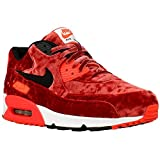 Nike Air Max 90 Anniversary Pack Roter Samt Infrared Sneaker Size 43 EU