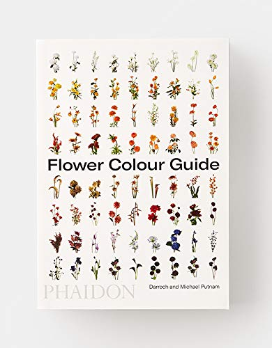 Zoom IMG-2 flower colour guide lingua inglese