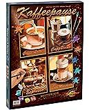 Schipper 609340553 - Malen nach Zahlen - Kaffeepause (Quattro), je 18x24 cm