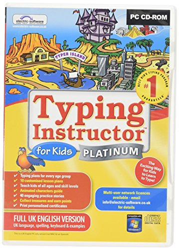 Typing Instructor for Kids 5 Pla...