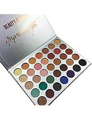 Cocohot 35 Couleurs Beauté Palette Mat Mettre En Évidence Fard À Paupières Maquillage Cosmétique Set Eye Long-durable Terre Chaude