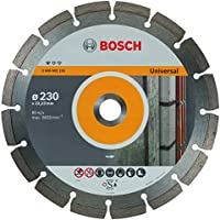 Bosch 2608602195, Disco Tronzador de Diamante Standard, 230 x 22,23 x 2,3 x 10 mm