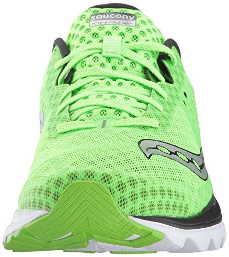 Saucony Kinvara 8, Chaussures de Running Homme Slime Black
