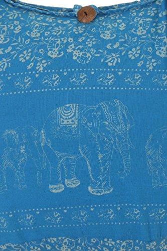 Jeans Mens Thaiuk Blu Cielo