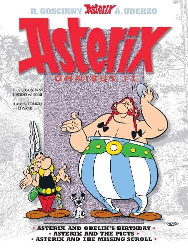 Asterix Omnibus 12
