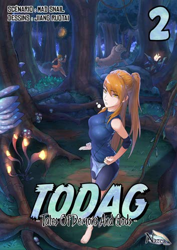 TODAG - Tales of Demons and Gods T02 par  Mad Snail