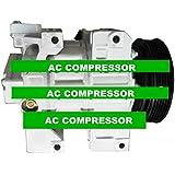 GOWE coche Auto AC Compresor para coche Nissan X-Trail (modelos T312.5L 2007–201092600-et82a 92600-jg30a 92600-jg30092600jg30a 92600jg300
