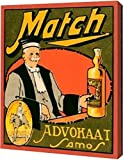 printart Match ADVOKAAT Samos, 25,4x 30,5cm, 10