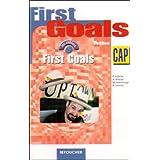 First Goals : Anglais, CAP Tertiaires et industriels (cassette audio)